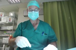 """ד""""ר ירון ריסין ניתוח מוז"""